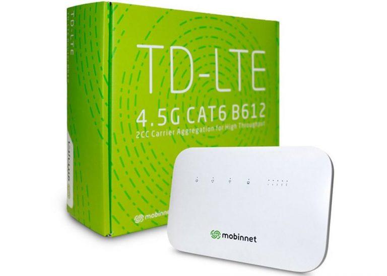 مودم TD-LTE مبین نت مدل Huawei B612