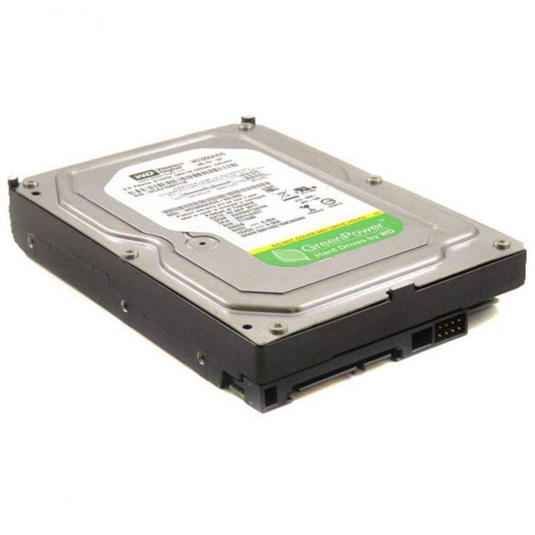 هارد دیسک اینترنال وسترن دیجیتال WD3200AVVS ظرفیت 320 گیگابایت