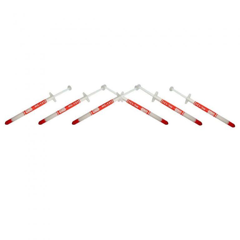 خمیر سیلیکون مدل YHC-131 بسته 6 عددی