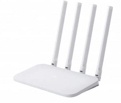 روتر 4 آنتن شیائومی MI Router 4C White 300Mbps