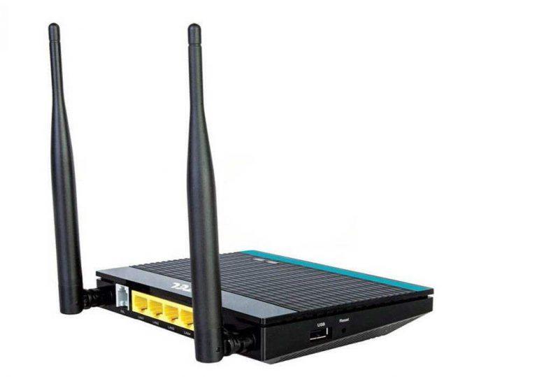 مودم روتر یوتل ADSL2 Plus بی سیم مدل A304U