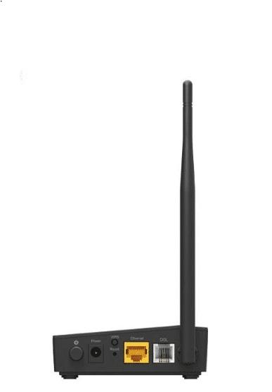 مودم-روتر استوک +ADSL2 و بیسیم دی-لینک مدل DSL-2700U